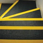 Revêtement antidérapant pour escaliers - Angle de 90°