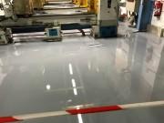 Revêtement autolissant polyurethane - Epaisseur de 1mm à 3mm