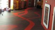 Revêtement de sol intérieur - Poncé type Terrazzo