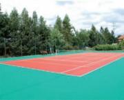 Revêtement de sols sportifs