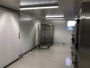 Revêtement Glasbord alimentaire pour murs et plafonds - Ultra résistant