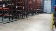 Revêtement sol entrepôt en polyuréthane - Étanche aux liquides