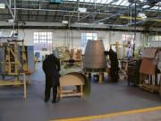 Revêtement sol usine - Résistance : 40 à 55 tonnes/m2