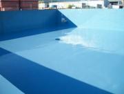 Revêtement stratifié pour bassin des eaux industrielles - Stratifié époxy plus fibre de verre