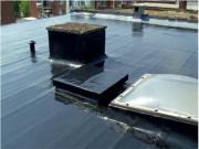 Revêtement toiture en polyurethane - Une grande durabilité : plus de 25 ans