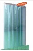 Rideau à lanières PVC souple - Type PVC : standard - grand froid