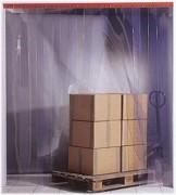 Rideau de lanières pvc - Lanières en PVC souple transparent