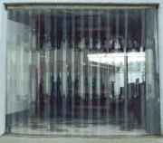 Rideaux à lanières en PVC souple - Largeurs de lanières disponibles : 200- 300- 400 mm
