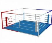 Ring de boxe - Ring : 3.66 m -  Intérieur : 3.05 m