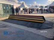 Bloqueur de route anti intrusion escamotable - Dispositif de SURFACE contre les intrusions, cambriolages et occupations sauvages ou illicites de terrains