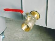 Robinet 1 pouce pour caisse - Pour caisse en plastique -  Sortie 1 pouce