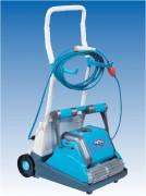 Robot aspirateur pour piscine - Débit d'aspiration (en m3/h) : 18 - Dimensions (L x H x P) : 40 x 28 x 38 cm