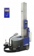 Robot de banderolage automatique de palettes - Autonomie : 70 à 80 palettes