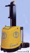 Robot de banderolage de palettes autonome - Encombrement machine (L x l x h ): 1066 x 738 x 1560 mm