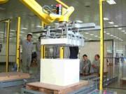 Robot de palettisation - Tolérance inférieure à 1 mm