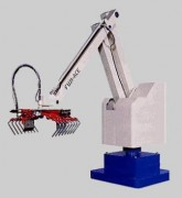 Robot de palettisation Articulé - Boitier de commande - stockage plans de palettisation - connectivité