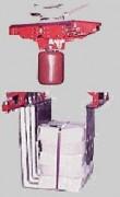 Robot de palettisation de flacons