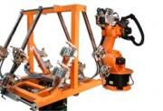 Robot de soudage par points sur grille inox - Par points sur grille inox