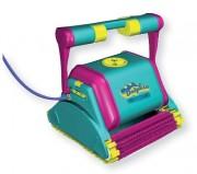 Robot nettoyant pour piscine - Débit d'aspiration (en m3/h) : 18 - ligne d'eau en 3h