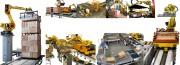 Robot palettisation et de manutention - Palettisation et conditionnement