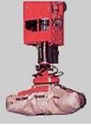 Robot pour dépalettisation de sacs