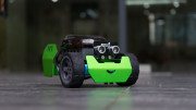 Robot éducatif et programmable - Combine la mécanique, l'électronique et le programmation