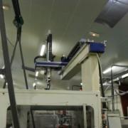 Robot tire carotte d'occasion à 3 axes - 3 axes électriques -  Monté/330T