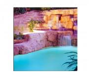 Rocher de piscine - Réalisation sur demande