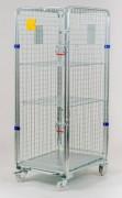 Roll container acier - Capacité : 500 kg