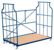 Roll conteneur à meuble - Capacité de charge : 600 kg