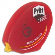Roller de colle repositionnable rechargeable - Pritt