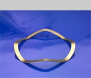 Rondelle élastique ondulée diamètre alésage L en mm 19 PCD019016025XT - PCD019016025XT