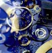 Rondelle spéciale OE diamètre ext à plat 9,8 mm PCS010008006XT - PCS010008006XT