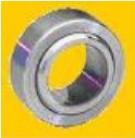 Rotules acier sur acier - Charge dynamique (C kN) : de 2 à 3800