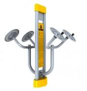 Roue de fitness TAI CHI  - Mobilité des épaules et des bras.