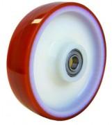 Roue de transpalette - Diamètre : 200 mm - Largeur : 50 mm