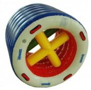 Roue gonflable pour enfants - Capacité́ max : 2 enfants