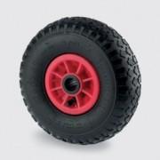 Roue pneumatique gonflable - Roue pneumatique PQR260x85-Ø20 NL75 2PR
