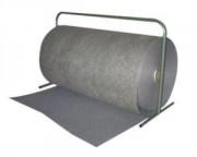Rouleau absorbant prédécoupé simple épaisseur - Dimensions : 92 m x 76 cm - Simple épaisseur