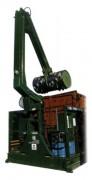 Rouleau compacteur déchets - Ratio de compactage : 1/4 - Fixe, mobile ou transversal