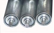 Rouleau convoyeur acier - Longueurs (Minimale - Maximale) mm : 100 - 3400