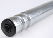 Rouleau convoyeur en acier - Jusqu'à 1000 mm de long