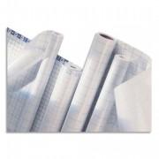 Rouleau couvre-livres adhésif en polypropylène prise différée 1 x 5 m incolore - Elba