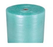 Rouleau de film à bulles écologique vert - Dimensions (lxL) : 50cm x 100m - 100cm x 100m