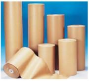 Rouleau papier kraft recyclable - Dimensions : de 50cm X 300m environ à 140cm X 500m