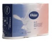 Rouleau papier toilette - 8 paquets de 6 rouleaux de 198 feuilles