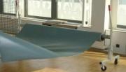Rouleau pvc pour sol sporttif - 100 % recyclable