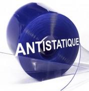 Rouleau pvc souple antistatique - Température d'utilisation : Entre -15°C et +50°C