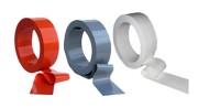 Rouleau pvc souple opaque - Largeurs et épaisseurs: 200/2 et 300/3 mm