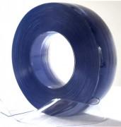 Rouleau pvc souple standard transparent - Largeur de lanière : 100, 200, 300, 400 mm
